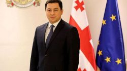Gürcistan'ın yeni Parlamento Başkanı Arçil Talakvadze oldu