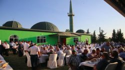 Azerbaycan'daki Ahıska Türklerinin camisi onarıldı