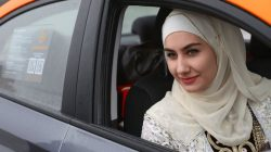 Çeçenya'da sadece kadınlara hizmet veren taksiler hizmete girdi