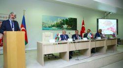 Bakü'de 'Milli Mücadele ve Edebiyat' sempozyumu yapıldı