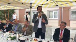 Ekrem İmamoğlu Çerkes STK temsilcileriyle buluştu