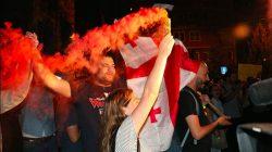 Gürcistan'da protestolar 5. gününde devam ediyor