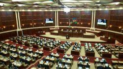 Karadeniz havzası milletvekilleri Bakü'de toplandı