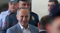Ermenistan eski Cumhurbaşkanı Koçaryan tekrar tutuklandı
