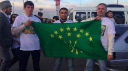 Çerkes aktiviste yapılan tutuklama tepkilere neden oldu