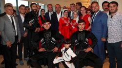 Mevlüt Çavuşoğlu: Kafkaslardaki tüm kardeş topluluklarla bağlarımızı güçlendiriyoruz