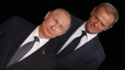 Putin ve Tusk arasında liberalizm tartışması