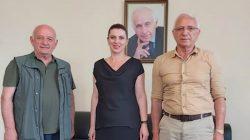 Tamila Mertskhulava ve Abhaz diasporası bir araya geldi