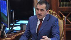 İnguşetya Cumhurbaşkanı Yunusbek Yevkurov istifa etti