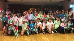 Abhaz gençler Abhazya yolcusu