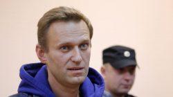 Navalnıy hastaneye kaldırıldı
