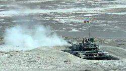 Azerbaycan'da askeri üste patlama
