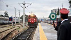 Bakü-Tiflis-Kars demir yolu hattı ticareti geliştirecek