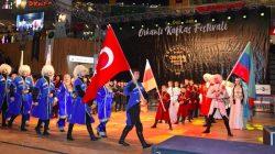 Balıkesir'de Kafkas festivaline büyük ilgi