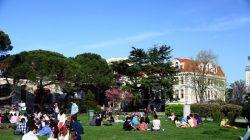 Boğaziçi Üniversitesi öğrencileri Abhazca öğreniyor
