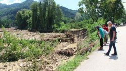 Düzce'deki sel felaketi Abhaz köyünü vurdu