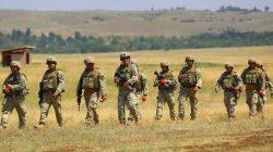 Gürcistan'da çok uluslu askeri tatbikat