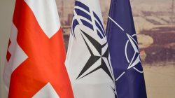 Gürcistan ile NATO ilişkisi masaya yatırıldı