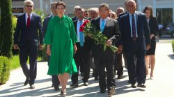 IKBY heyeti Abhazya'da