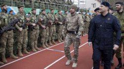 Kadirov'un askerleri insanlığa hizmet etmek istiyor