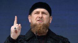 Kadirov tutukluyu silahla yaraladı