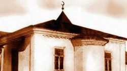Maykop'un ilk camisi müftülüğe devredildi