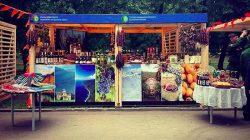 Moskova'da Abhaz ürünleri sergilendi