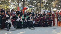 Eskişehir'de Karaçay-Balkar festivali gerçekleşti