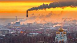 Rusya'da hava kirliliği tehlike saçıyor