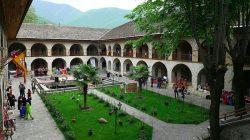 Şeki Han Sarayı Dünya Miras Listesi'nde