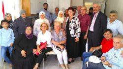 Suriyeli Çerkeslerin durumu görüşüldü