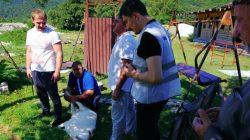 Kafkasya'da kurban organizasyonu tamamlandı