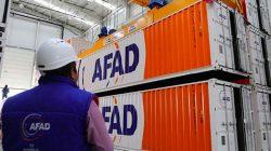 AFAD'dan Rusya'ya insani yardım