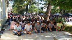 Abhazya'da Kurban Bayramı kutlandı