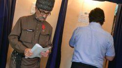 Abhazya'da oy verme işlemi devam ediyor