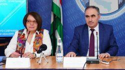 Abhazya'da seçmen sayısı azaldı
