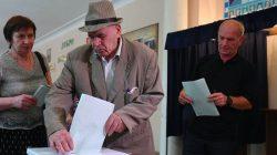 Abhazya'da öğlene kadar 23 bin seçmen sandığa gitti