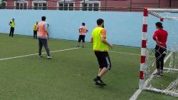 Gajiyev'e destek için spor turnuvası düzenlendi