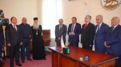 Güney Osetya Savaşı'nda hayatını kaybedenler anıldı