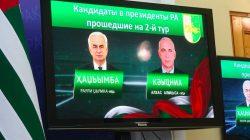Abhazya cumhurbaşkanlığı seçimlerinde ikinci tura kalan adaylar belli oldu
