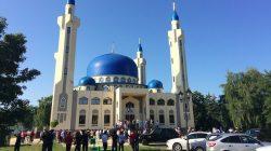 Kafkasya'da bayram coşkusu
