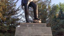 Ermenistan'dan tartışma yaratan Talat Paşa heykeli