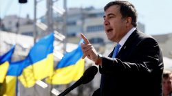 Saakaşvili: Gürcistan'a dönmem pek uygun değil