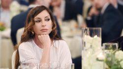 Mihriban Aliyeva'ya dostluk nişanı