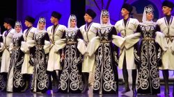 İstanbul'da Oset Kültür Festivali'ne büyük ilgi