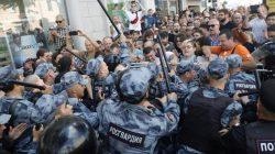 Rusya'da protestoculara verilen para cezaları arttı