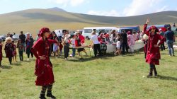 TİKA gönüllülerinden Gürcistan'da kermes