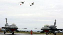 Türkiye ve Azerbaycan hava kuvvetlerinden ortak tatbikat