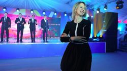 Zaharova'dan Kafkas dansı