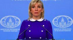 Zaharova: Ermeni askerinin ölmesinden endişe duyuyoruz